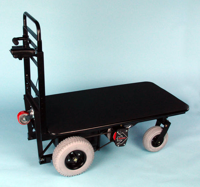 BOUNDER Motorized Cart